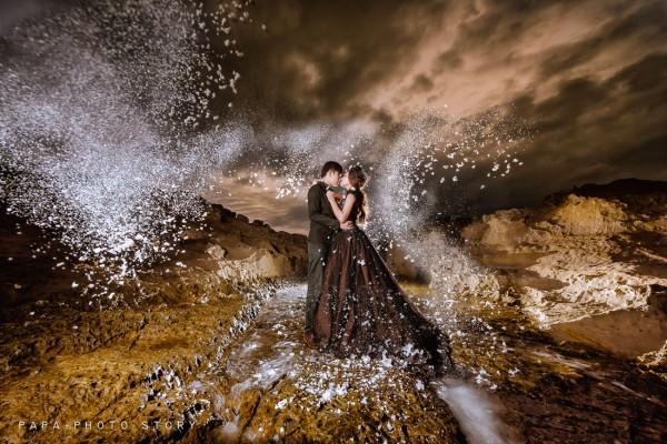 就是愛趴趴照,婚攝趴趴照,東北角海岸,煙管,南雅奇岩,自助婚紗,婚紗工作室,婚紗推薦