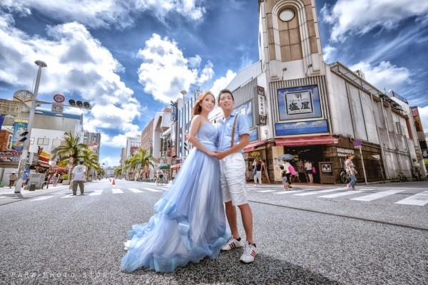 婚攝趴趴照, 婚紗工作室, 婚紗推薦, 就是愛趴趴照, 桃園自助婚紗推薦, 沖繩, 沖繩自助婚紗, 海外婚紗, 自助婚紗